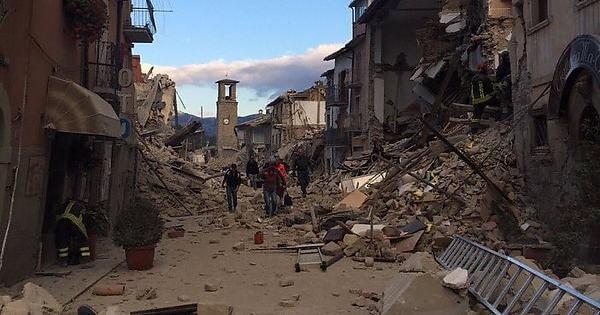 Aardbeving en de Reis-en-Annuleringsverzekering