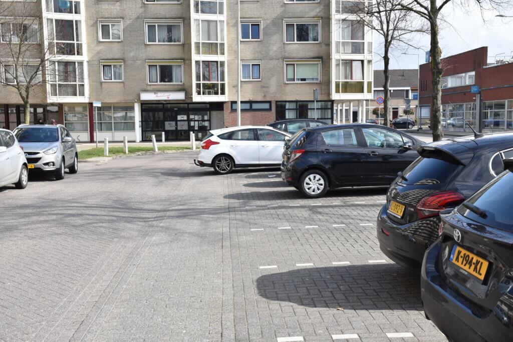 Bijzondere manoeuvre en autoschade