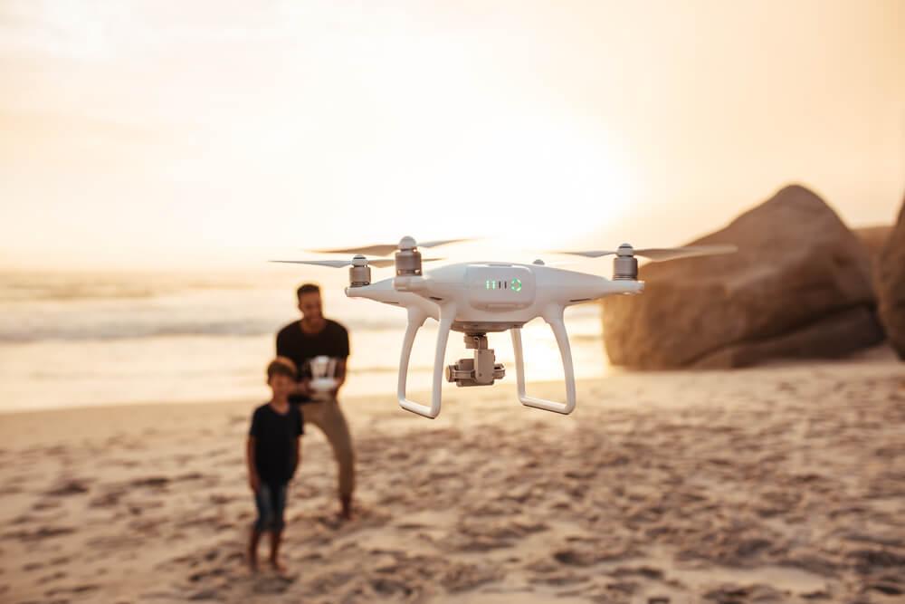 drone en de verzekering